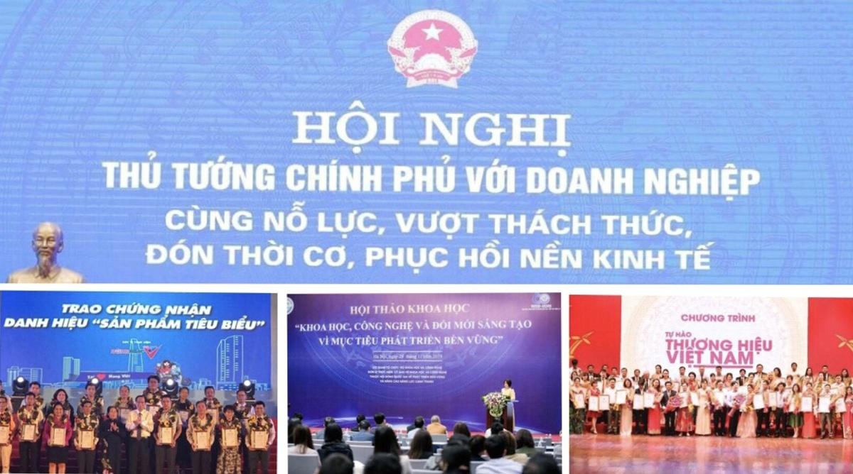 Chương trình 'Chắp cánh Thương hiệu Việt' dành cho các thương hiệu tiêu biểu