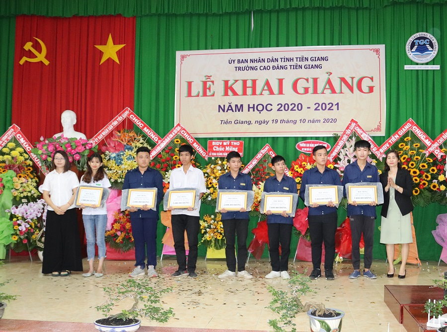 Trường Cao đẳng Tiền Giang