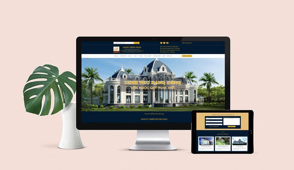 368+ mẫu web giới thiệu công ty kiến trúc xây dựng đẹp, đẳng cấp 2021