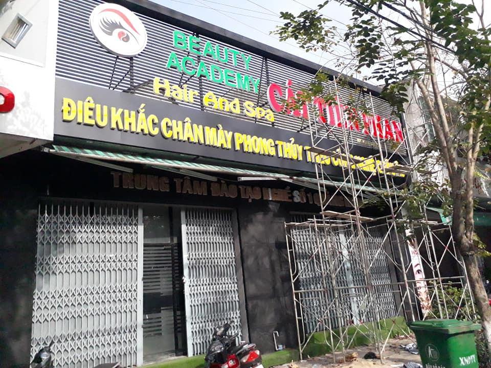 Làm bảng hiệu Quảng cáo tại Quảng Ngãi - DT: 0941.321.352