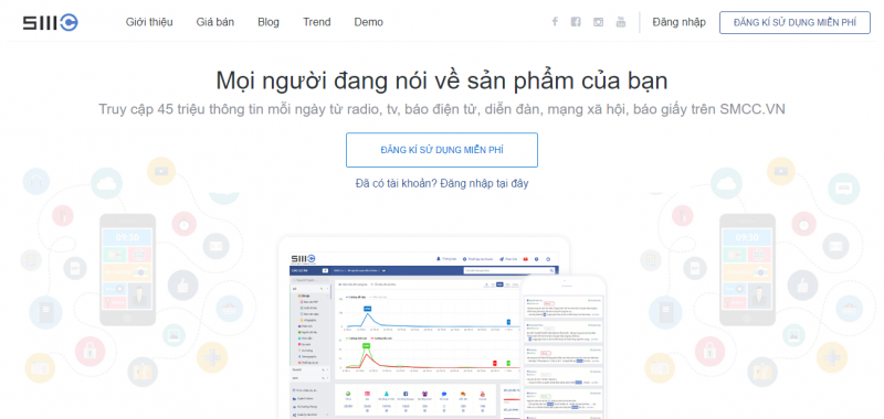 cMetric – A Social Listening Platform