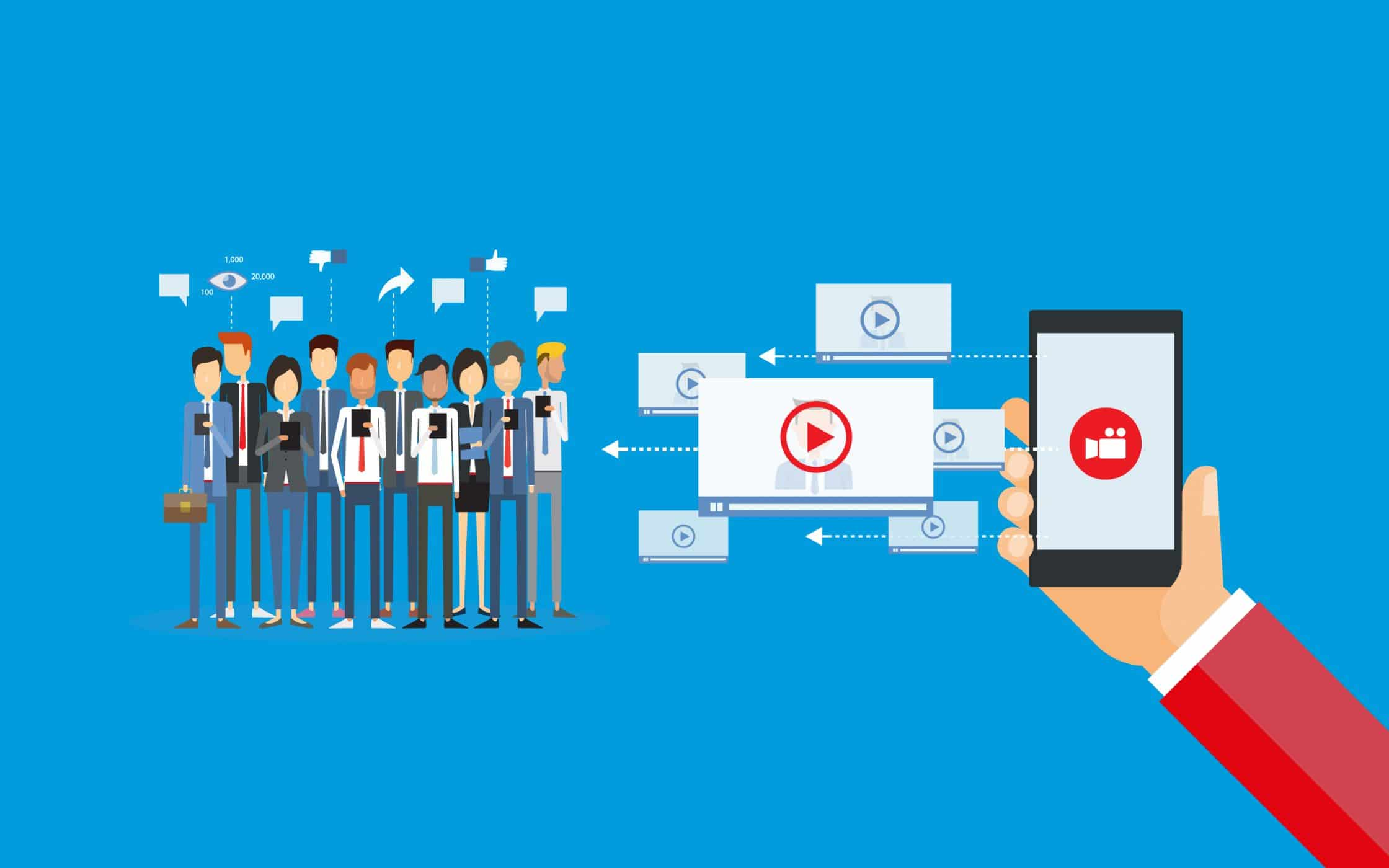 Your Guide To Viral Video Marketing: An Entertainment Epidemic
