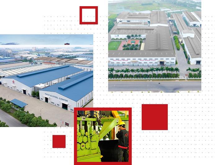 NHAT QUANG STEEL Co., Ltd