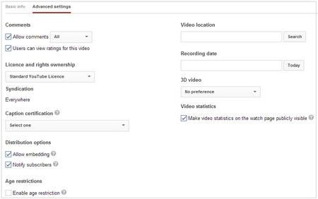 [TaiMienPhi.Vn] Cách tải video lên youtube, đăng và up video chất lượng cao trên Lapto