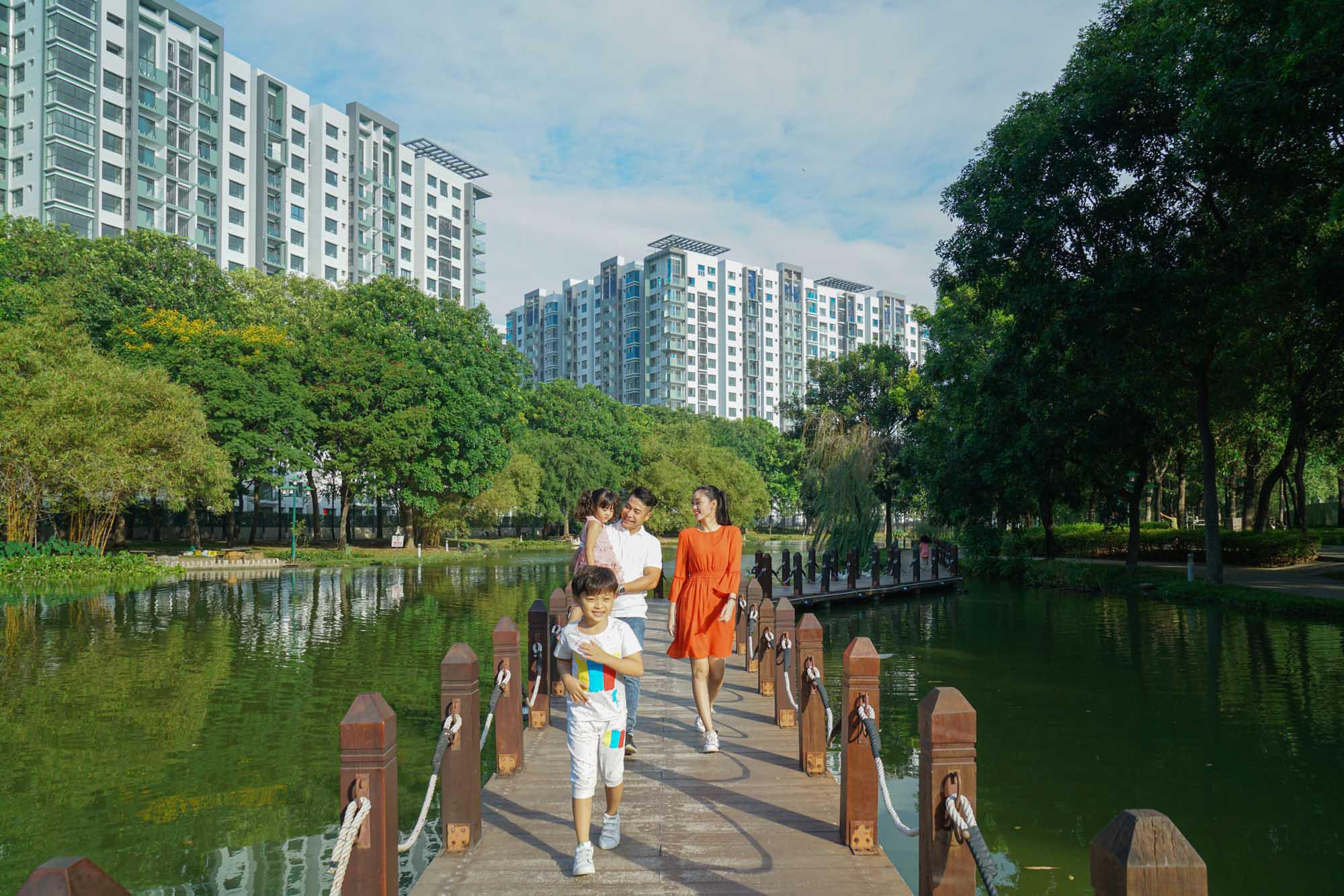 """Trải nghiệm 'Phim trường 82 hecta' phía Tây Sài Gòn với cuộc thi """"Qua lăng kính 2020: Nét đẹp Celadon City"""""""