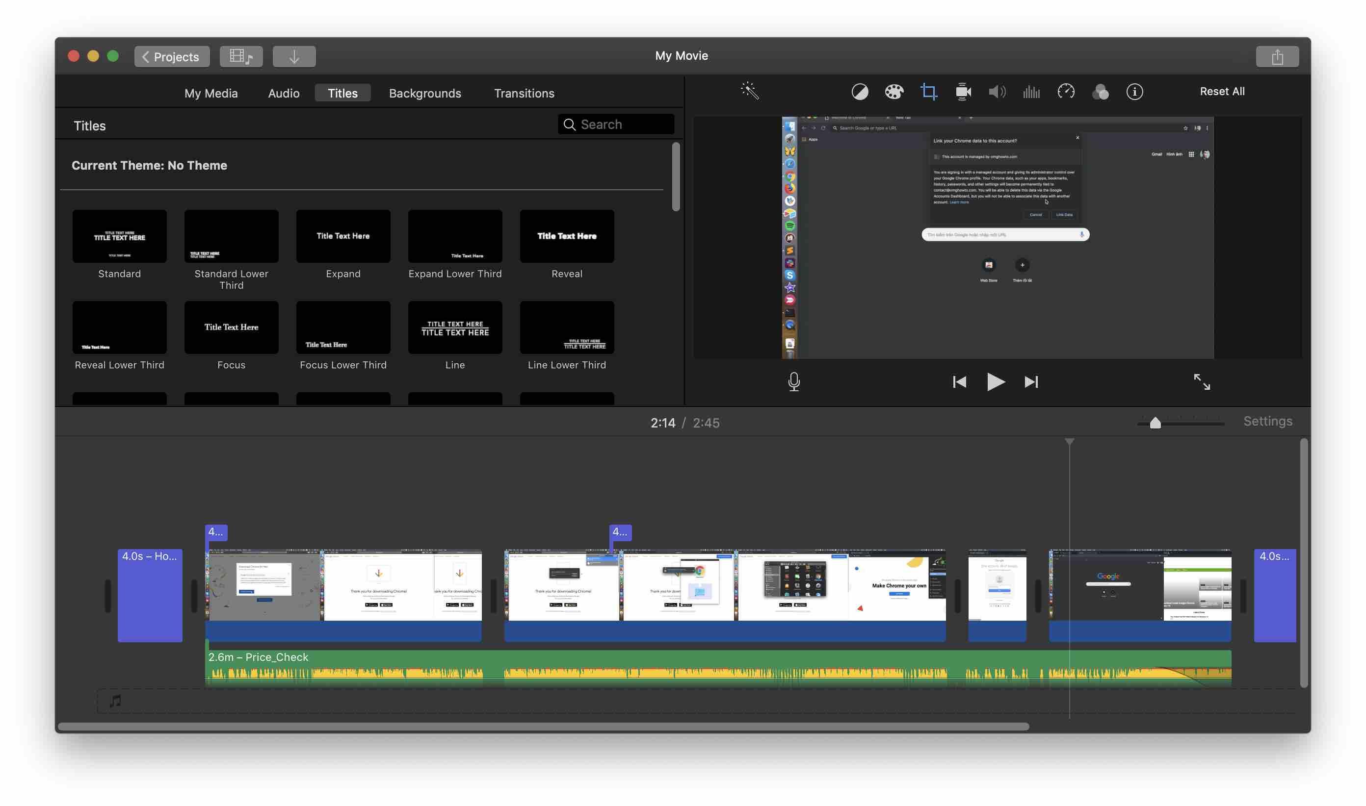 Top 10 phần mềm làm video chuyên nghiệp tốt nhất năm 2021