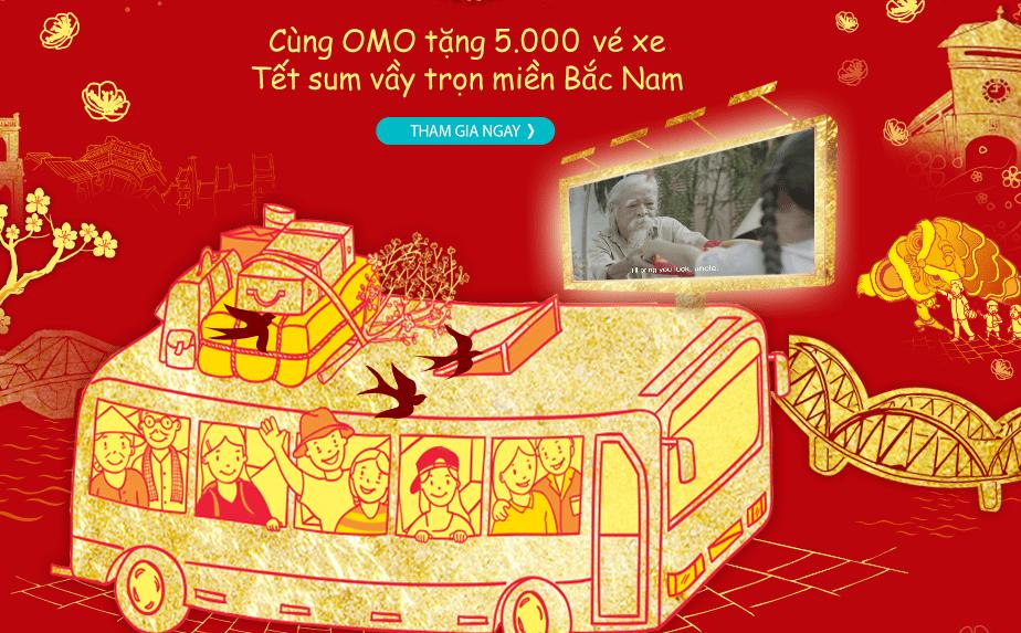 Điểm lại các quảng cáo Tết OMO thành công nhất