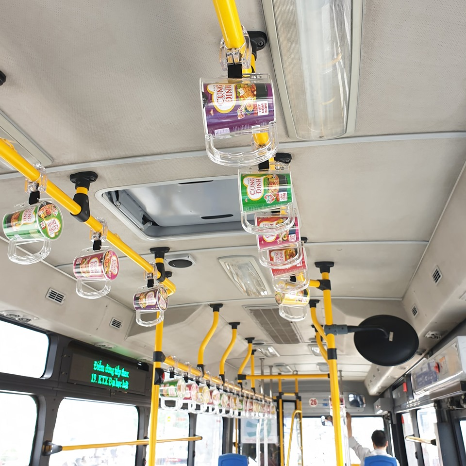 Tất tần tật thông tin về quảng cáo xe bus tại Việt Nam