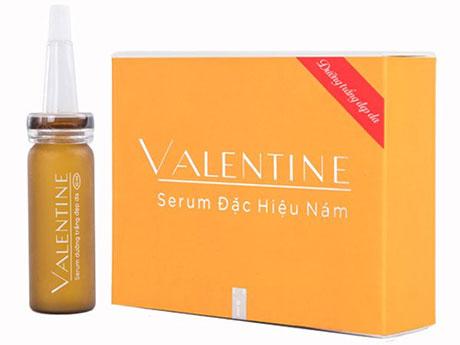 Serum đặc trị nám Valentine - Serum dưỡng da, giảm nám