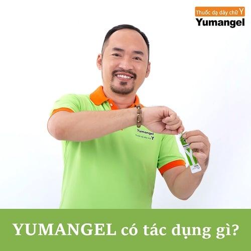 Thuốc dạ dày chữ Y-Yumangel: Tác dụng, liều dùng, giá bán