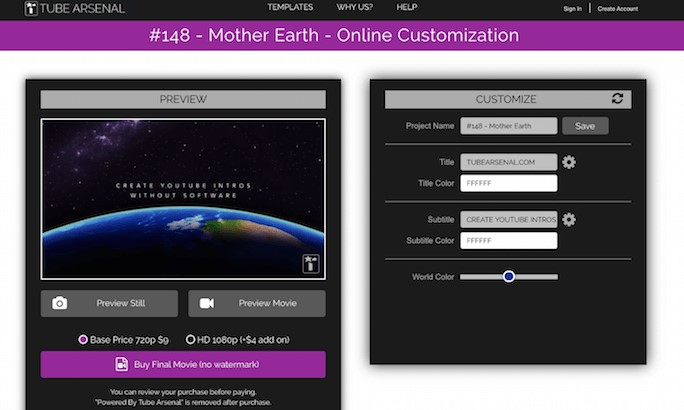17 ứng dụng, website tạo Intro/Outro Video tốt nhất ĐÃ TEST