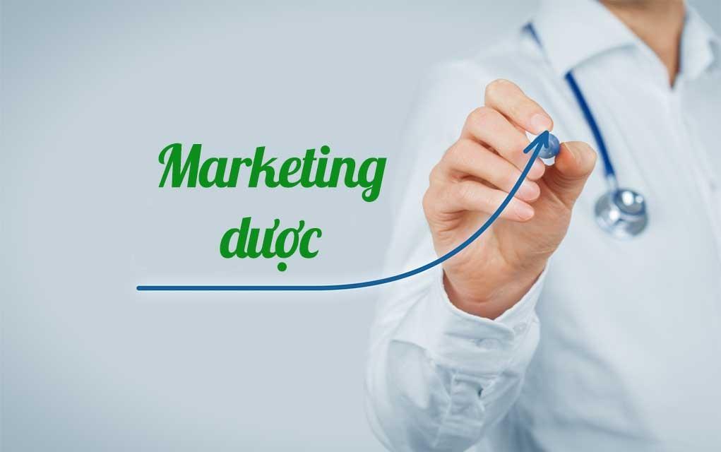 Xây dựng chiến lược marketing ngành dược